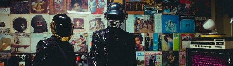 Daft Punk Ghost Production
